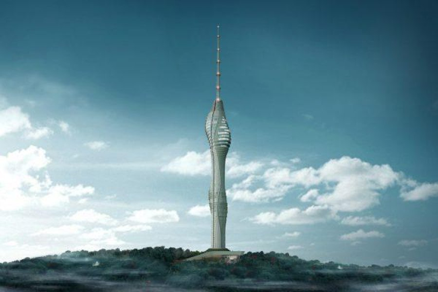 Istanbul Camlica Radio and TV Tower
