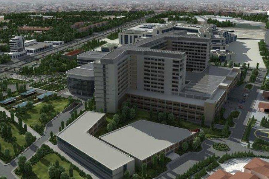 Istanbul Kartal Dr. Lutfi Kırdar Hospital