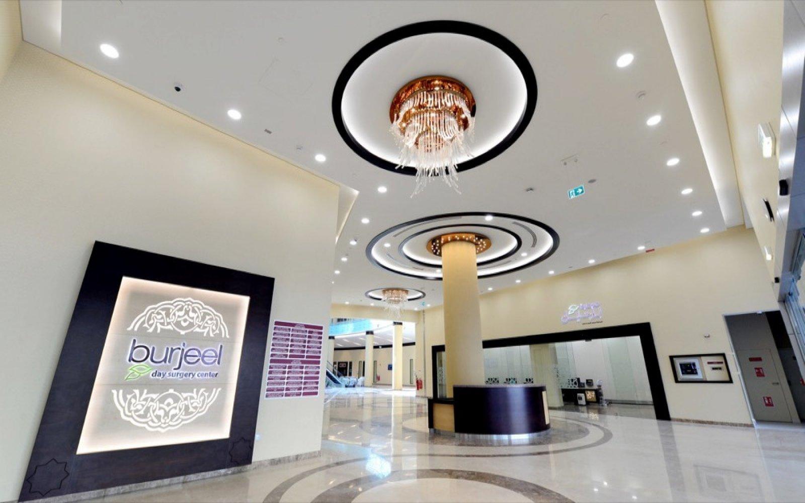 Burjeel Day Surgery Center, Abu Dhabi, U.A.E.