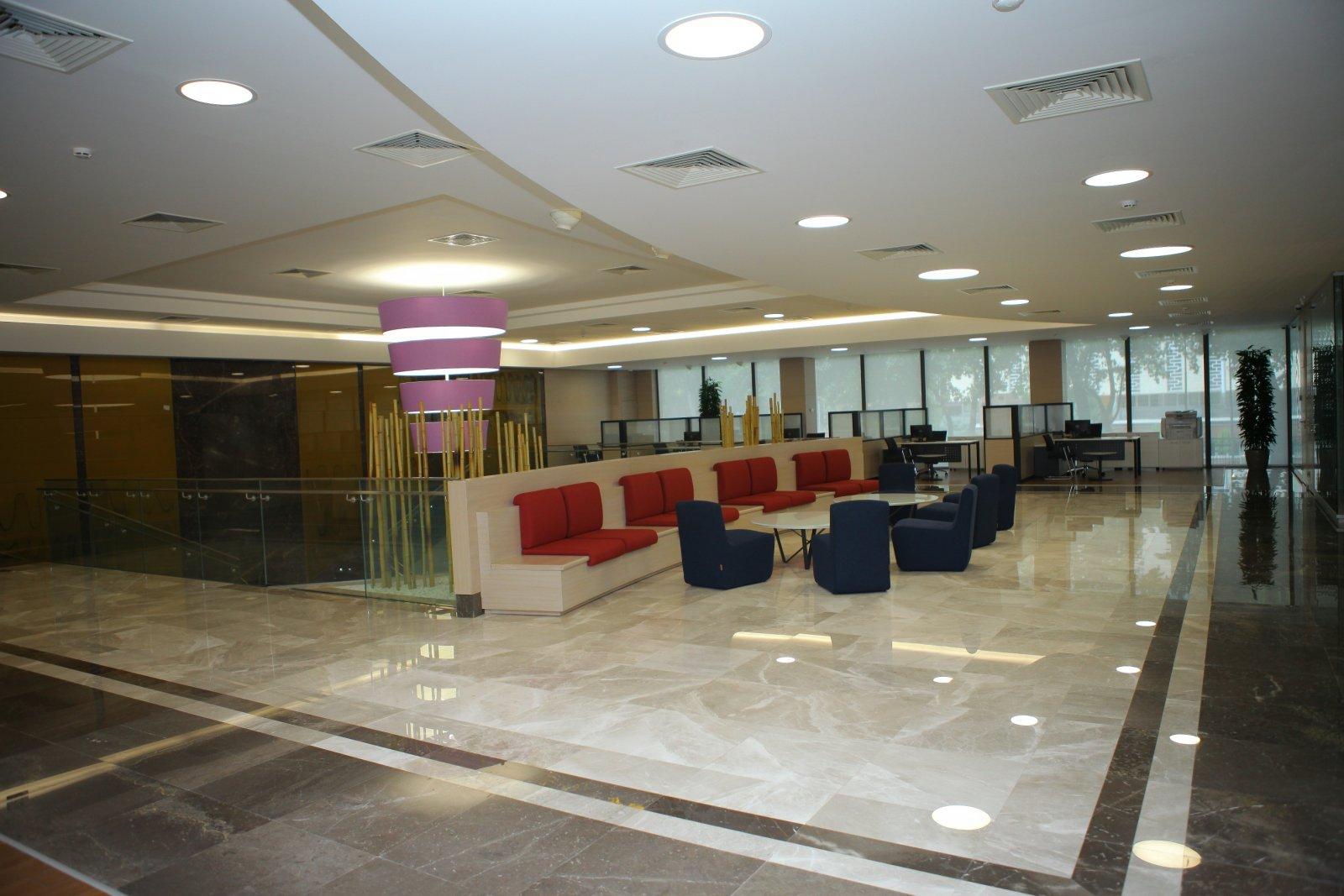 Infinbank HQ, Uzbekistan