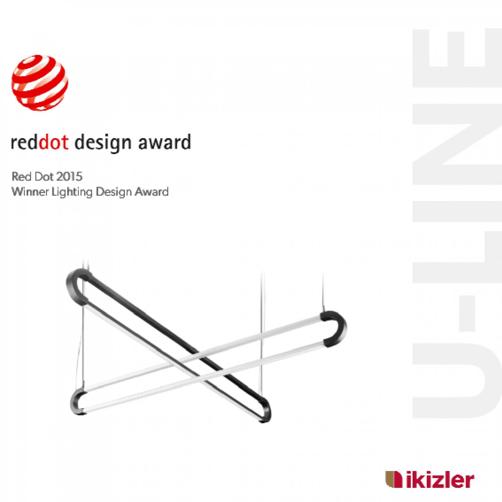 Red Dot Winner Lighting Design - 2015