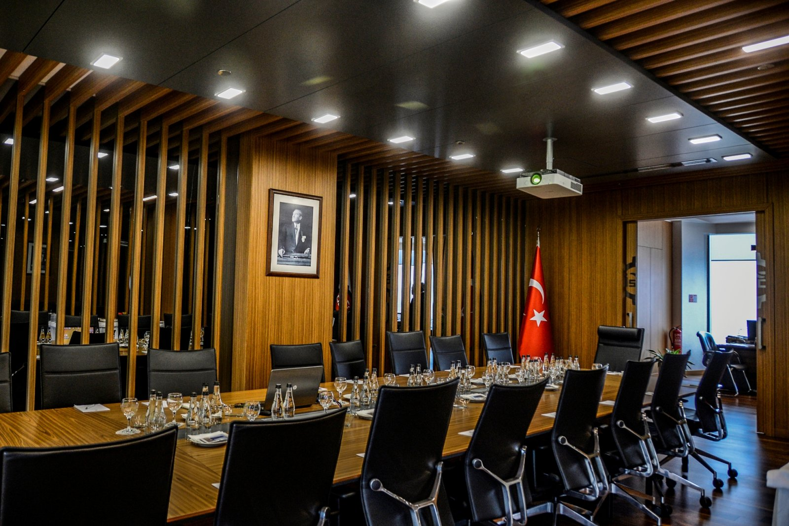 Chamber of Industry, Istanbul