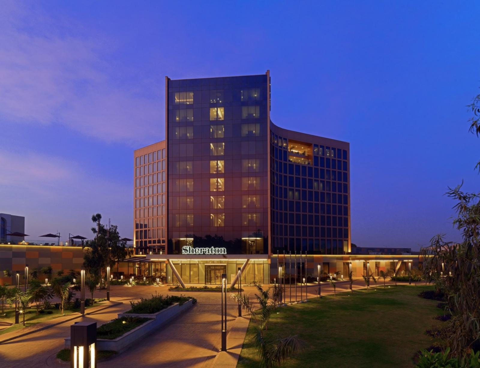 Sheraton Hotel, Mali